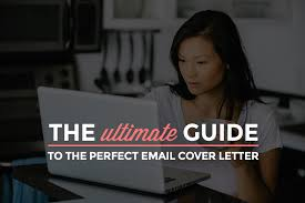 how to write email cover letters that u0027ll get you the job