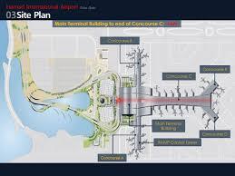 Airport Terminal Floor Plans Hamad International Airport Doha Qatar On Behance
