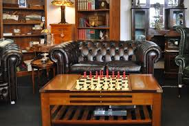 Englisches Esszimmer Gebraucht Chesterfield Sessel