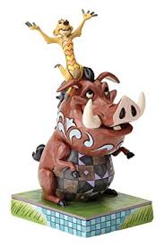 disney traditions timon and pumba multi colour co uk