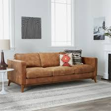 80 Leather Sofa 80 Inch Inspirational Filmore 89 Inch Leather Sofa Free