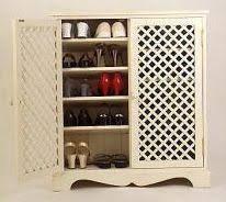 classic shoe cupboard