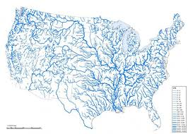 map usa rivers us river map map of us rivers us river map map of us rivers test