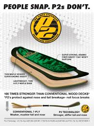 Tech Deck Wood Competition Series Plan B by P2 Skateboards