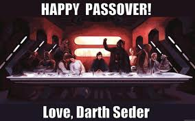 Passover Meme - darth seder quickmeme