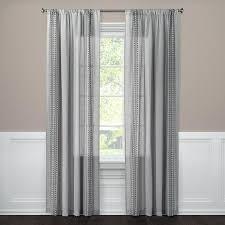 Grey Sheer Curtains Edge Sheer Gray Curtains