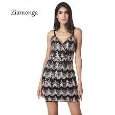 ziamonga shining women 1920s flapper dress vintage gatsby