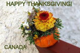 happy thanksgiving canada 5 cookies