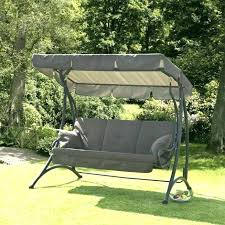 swing bench canopy replacement outdoor bench swing with canopy