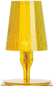 Kartell Table Lamp Kartell Take Table Lamp Neenas Lighting