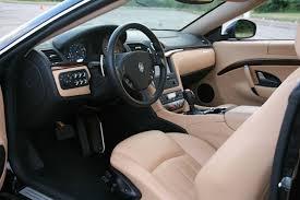 2009 maserati granturismo interior maserati granturismo gets recalled automotorblog