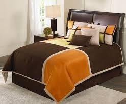 Orange Comforter Orange Comforter Sets Queen Ballkleiderat Decoration