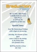 what to write on a graduation announcement high school graduation party invitation wording stephenanuno