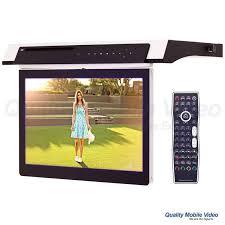 kitchen televisions under cabinet clarus top 131ktv under cabinet 13 inch kitchen tv with built in dvd