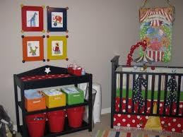 Circus Crib Bedding Circus Nursery Project Nursery