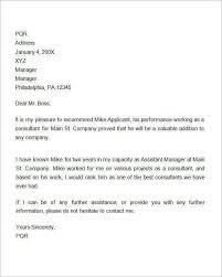 employee recommendation letter letter for employment nurse 27