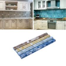 anti oil waterproof bathroom kitchen tiles wall stickers mosaic