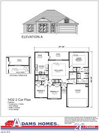 Home And Decor Flooring Adams Homes Floor Plan 1860 Trend Home Design And Decor Adams