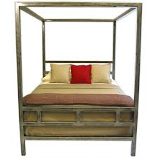 Bed Frame Canopy Canopy Steel Bed Frame Boltz Steel Furniture