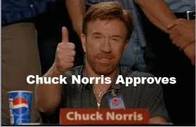 Meme Chuck Norris - 7 ways chuck norris cold calls better than you fact leveleleven