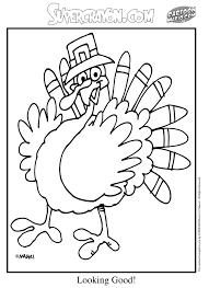 coloring pages looking thanksgiving coloring pages for
