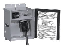 outdoor generator transfer switches amazon com