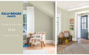 these will be the most popular paint colors in 2018