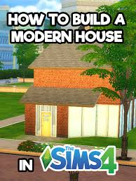 watch u0027how to build a modern house in the sims 4 u0027 on amazon prime