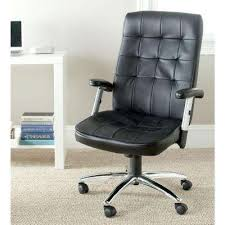 Black Leather Office Chairs Safavieh Office Chairs Home Office Furniture The Home Depot