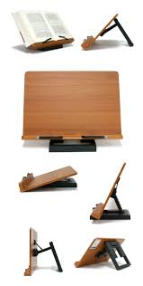 Reading Desk Stand by Portable Folding Book Stand Reading Desk Documents Bible Ipad