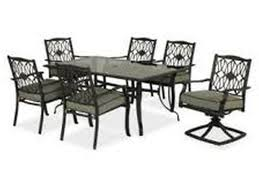 Outdoor Patio Furniture Sets Costco - patio 45 costco round patio table stone top patio table