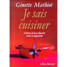 je sais cuisiner ginette mathiot ginette mathiot achat vente ginette mathiot pas cher cdiscount