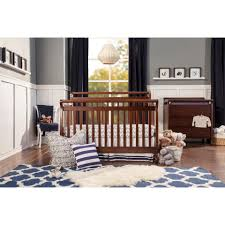 Davinci Kalani 4 In 1 Convertible Crib by Davinci Emily 4 In 1 Convertible Crib Espresso Toys