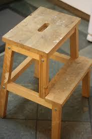 ikea step stool rroom me from drab to fab ikea bekvam stool makeover hello creative family
