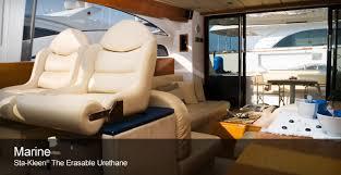 Interior Boat Cushion Fabric Marine Upholstery Fabric Sta Kleen