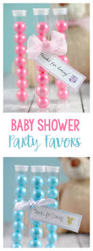easy baby shower favors gumball baby shower favors squared