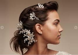 hair accesory hair accessories for wedding wedding veils hair accessories davids