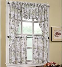 Grapes Kitchen Curtains Wine Themed Kitchen Curtains With Grape Tier And Valance Set