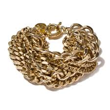 gold multi chain bracelet images 59 giant gold chain 10k yellow gold small new york giants pendant jpg