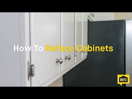 How To Reface Cabinets How To Reface Cabinets Youtube
