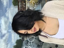 cute short summer 2017 haircut women u0027s short hair cut blue black