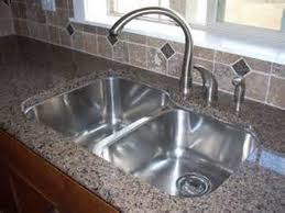 installing a new kitchen faucet kitchen sink faucet installation