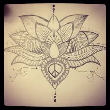 Fleur De Lotus Tattoo by Pin By Loudah On Henna Ideas Pinterest Tattoo Tatoo And Tatoos