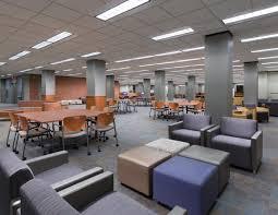 Library Interior Design Main Library 1st Floor Renovation University Architects
