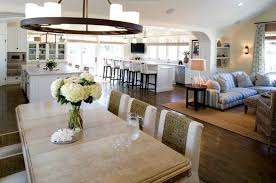open plan kitchen family room ideas kitchen great room designs home interior decorating ideas