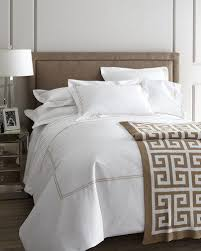 How To Make A Duvet Cover Stay Sferra Bedding U0026 Duvet Covers At Neiman Marcus