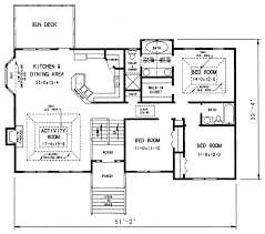 Small Houses Floor Plans Floor Plans For Small Bedroom Homes And 2 House Open Plan Luxamcc