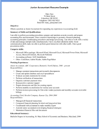 accounting resumes exles accounting resume exle exles of resumes