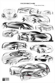 porsche mission e sketch 398 best nice sketches images on pinterest automotive design