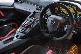 lamborghini aventador sv roadster interior u2013 alphadrive supercar hire